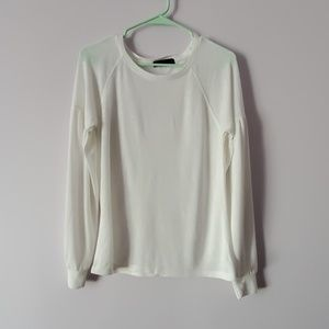 Sanctuary White XS Sweater